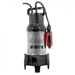 Pompa apa uzata cu tocator - BT 6877 K