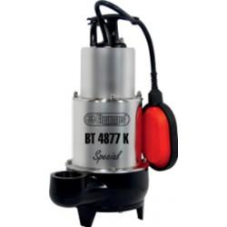 Pompa apa uzata cu tocator - BT 4877 K SPECIAL